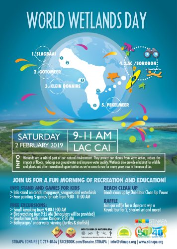 World Wetlands Day @ Lac Baai