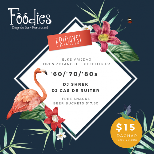Foodies Fridays @ Foodies