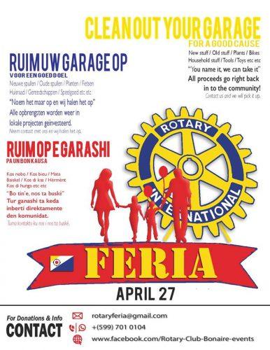 Rotary Feria @ Wilhelminapark