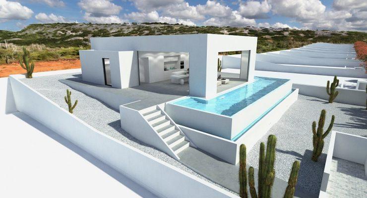 """Nieuw """"smart"""" woonconcept (Pure36) van start op Bonaire"""