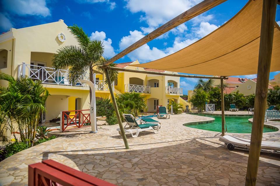 Courtyard Village Bonaire wint gouden Zoover award 2018