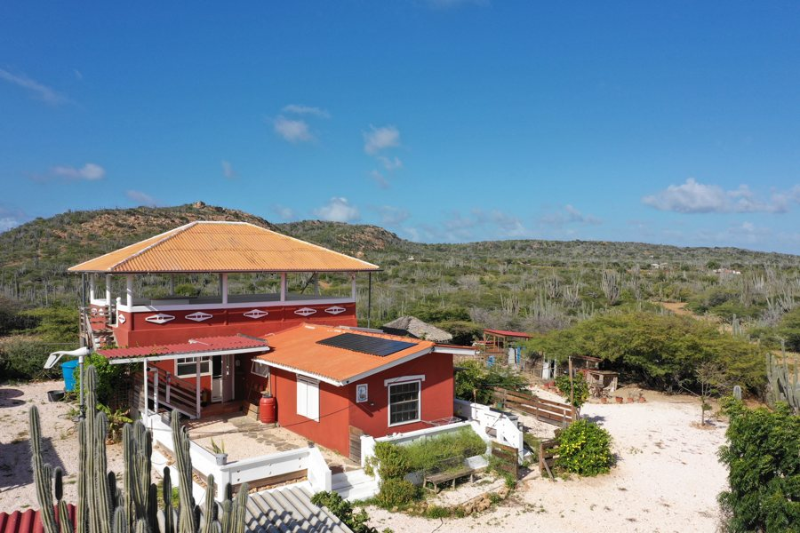 Makelaar Caribbean Vista Blue