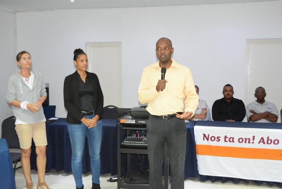 NGO platform organiseert goed bezochte media workshop