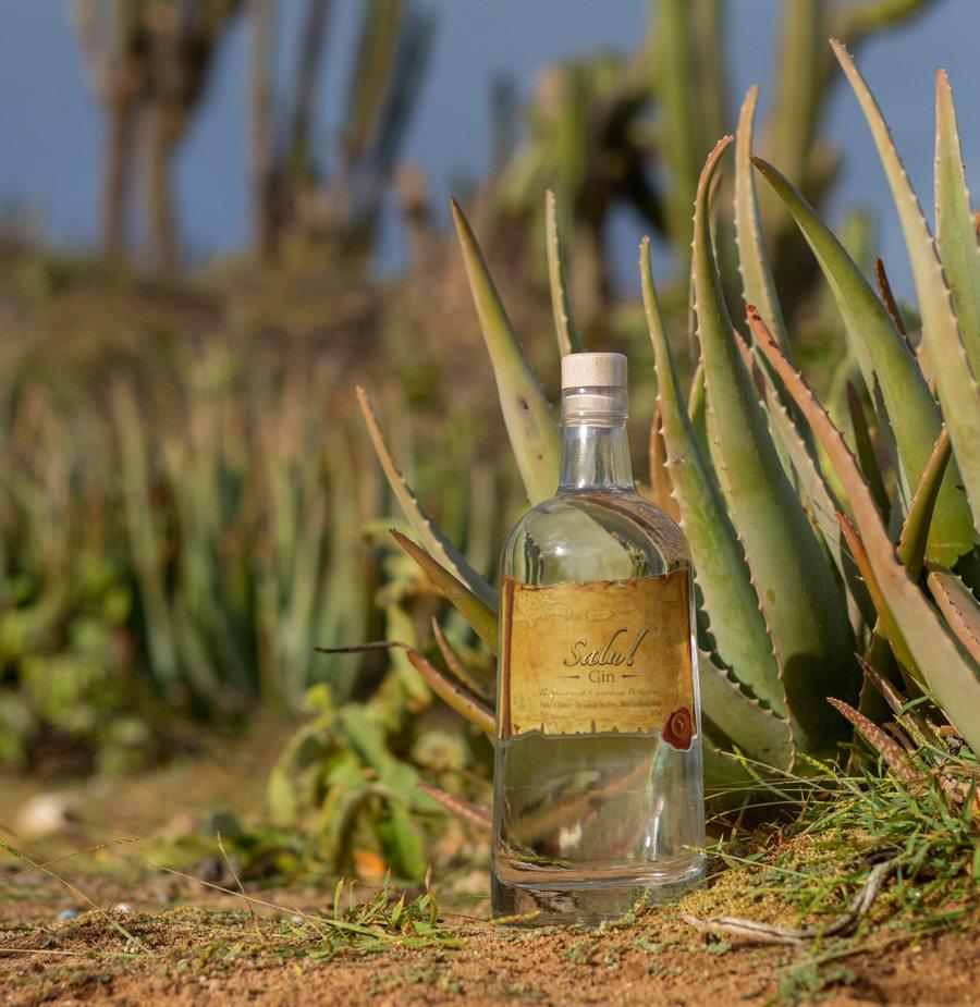 Bonaire heeft de eerste Caribische Gin!