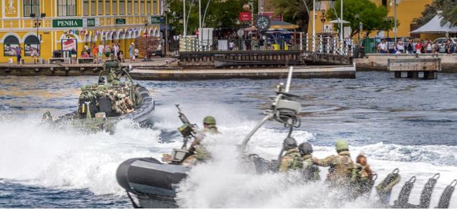 Vijf dingen die je moet weten over de Venezuela-crisis, de eilanden en Nederland