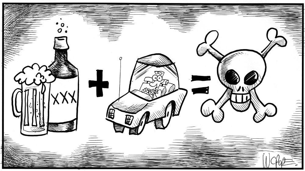 drank-in-verkeer