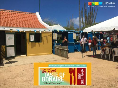 "The Real Taste of Bonaire ""Goat Festival"" @ Visitor Center Washington Park"