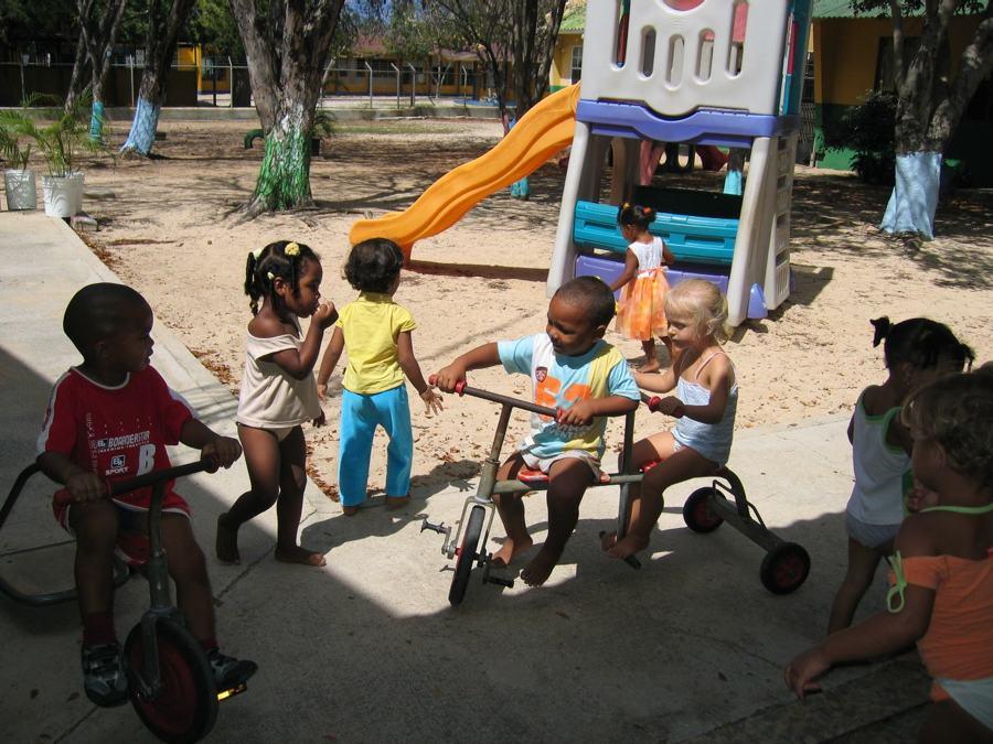 School en Creche op Bonaire