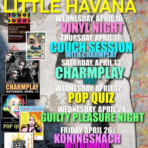 Agenda Little Havana april @ Little Havana