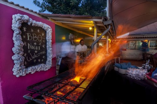 Elke maandag BBQ Night @ Rum Runners