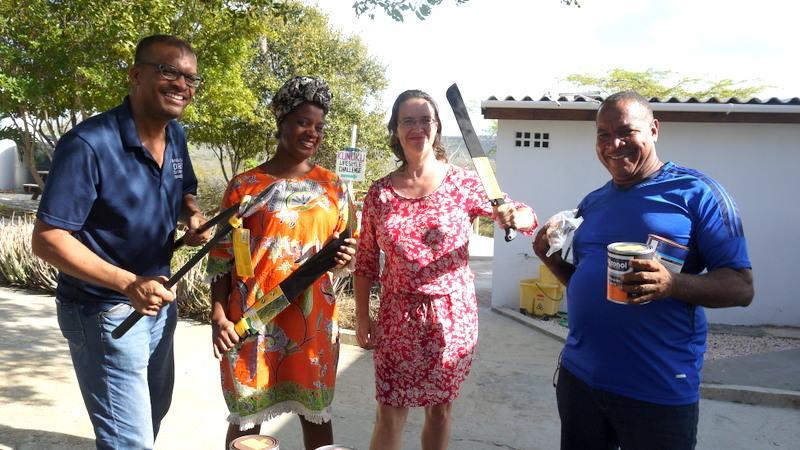 Ondernemers nemen beheer toeristische routes van POP Bonaire over