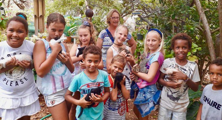Tip voor uw vakantieplan: Kinderen zijn dol op de Botanische Tuin
