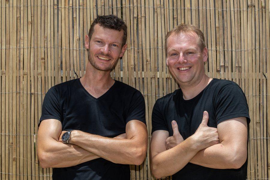 Koks duo opent nieuw restaurant 'Chefs'