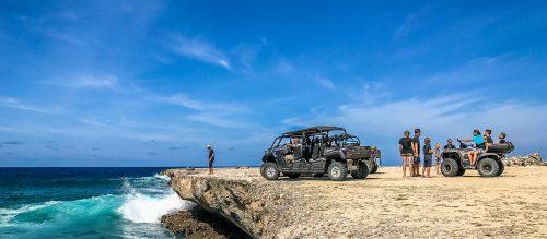 Bonaire Cruisers Golfkar verhuur