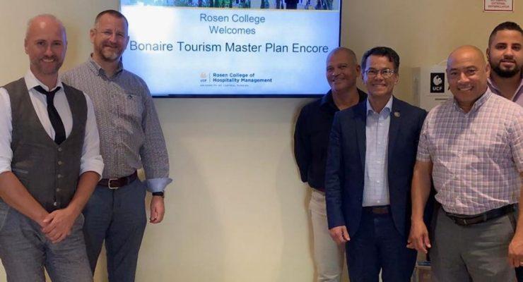 BC en privé sector zetten vaart achter masterplan toerisme