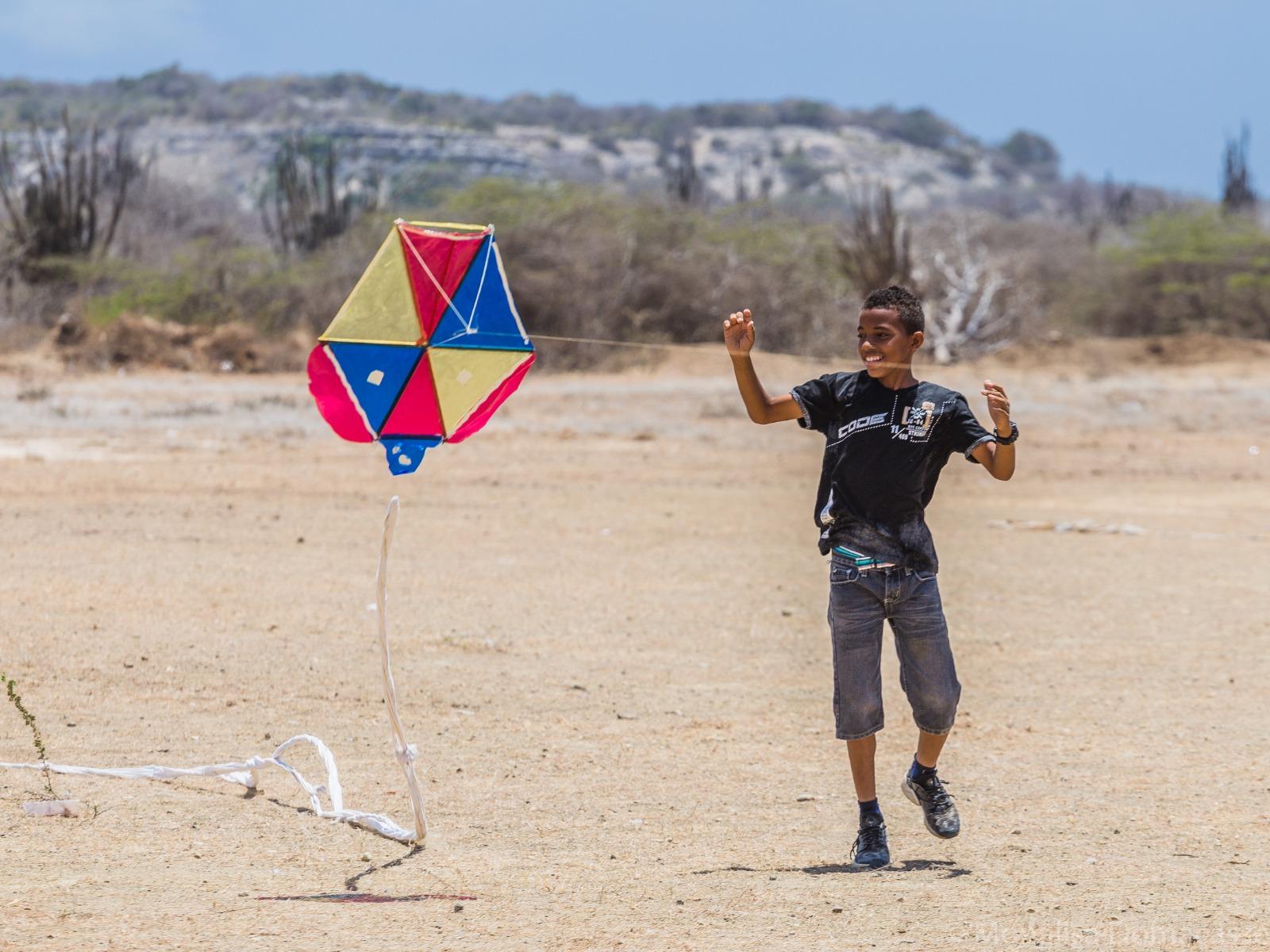 Vliegerwedstrijd 'Kontèst di Fli'