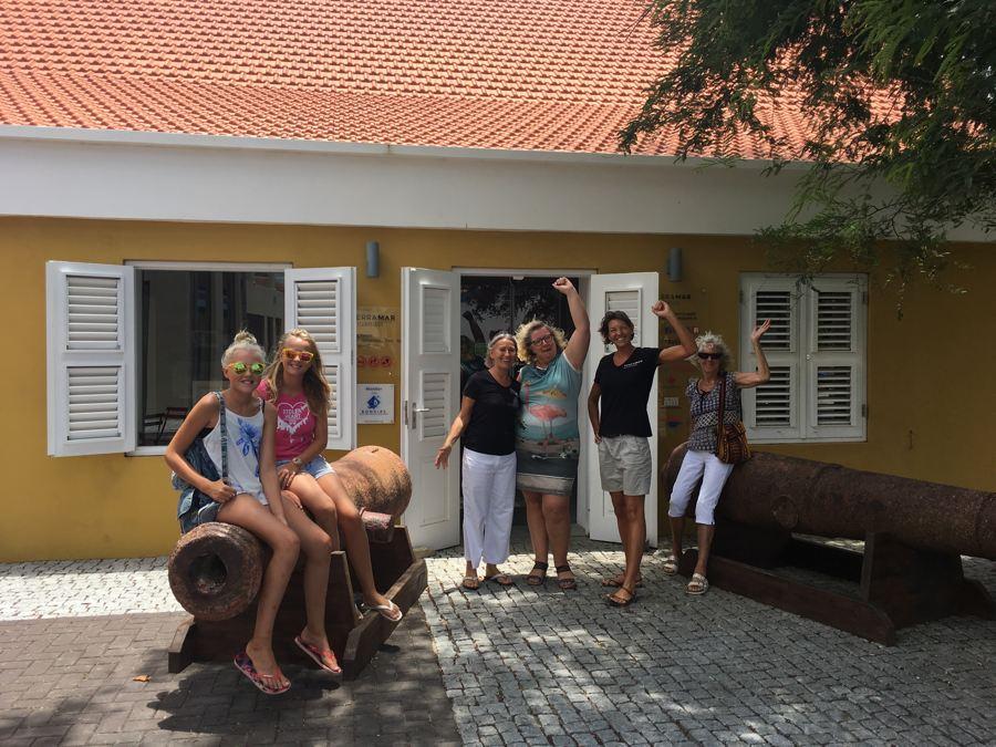 Zomervakantie op eigen eiland Bonaire Deel 5