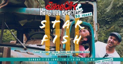 Jibe City Feest @ Hang Out Beachbar