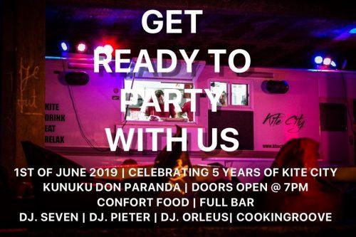 Kite City Feest @ Kunuku Don Paranda