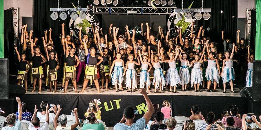Dansschool Dance Sensation sluit jaar af met spectaculaire show