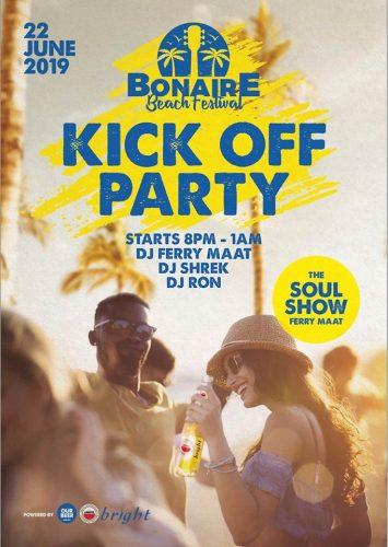 Bonaire Beach Festival 2019 @ Coco Beach