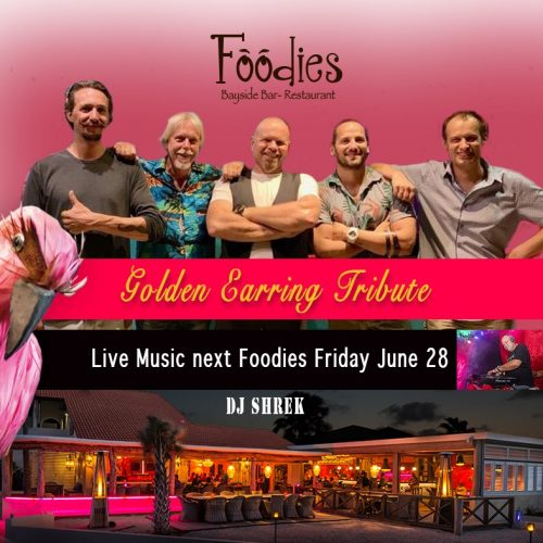 Golden Earring Dribute @ Foodies