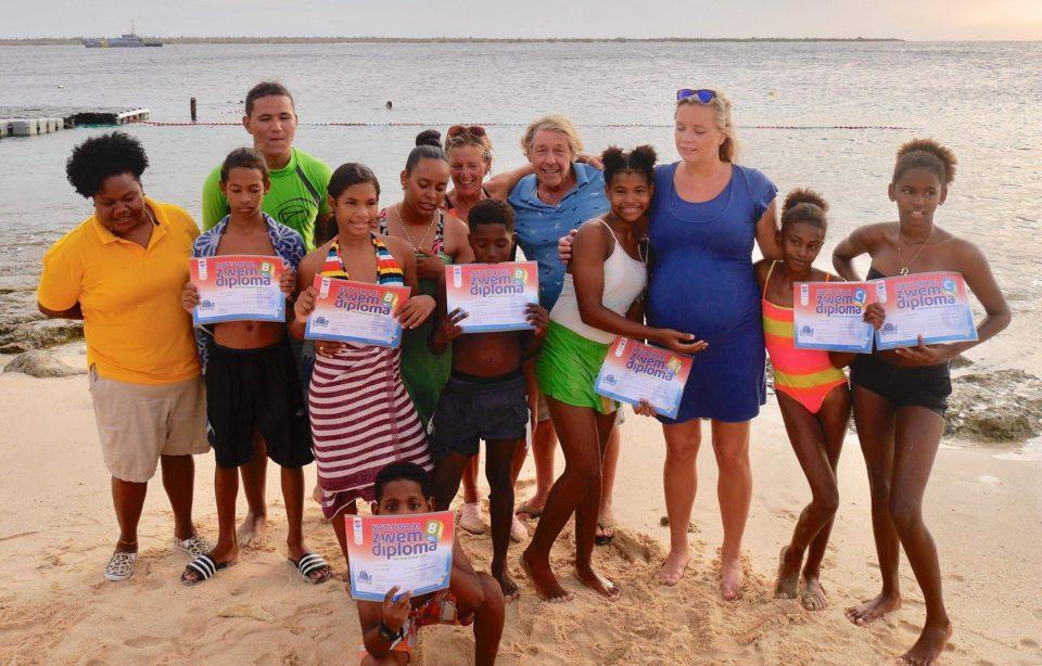 Stichting Kinderhulp Bonaire Succesvol Van Start Bonaire