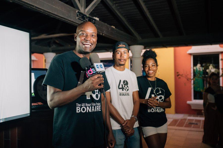 """Bonaire maakt zich op voor """"The 48 Hour Film Project"""""""
