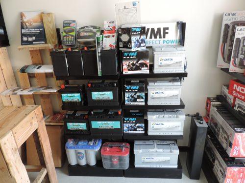 Battery Solutions Caribbean dé batterij en accu expert