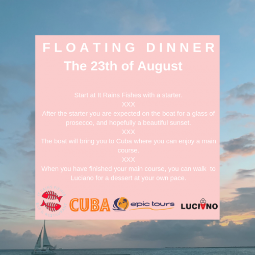 Floating Dinner