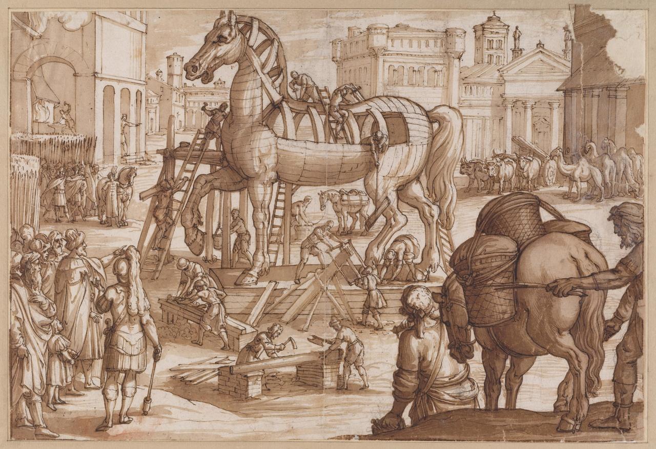 OPINIE - Haalt Bonaire het paard van Troje binnen?