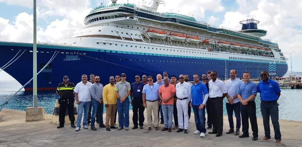 Havenkantoor blikt terug op een geslaagde workshop ISPS