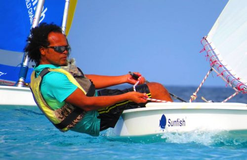 Sunfish Worlds: Open, Youth and Masters 2019 @ Plaza Beach & Dive Resort