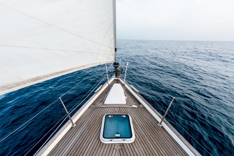 Zeilen van Nederland naar Bonaire