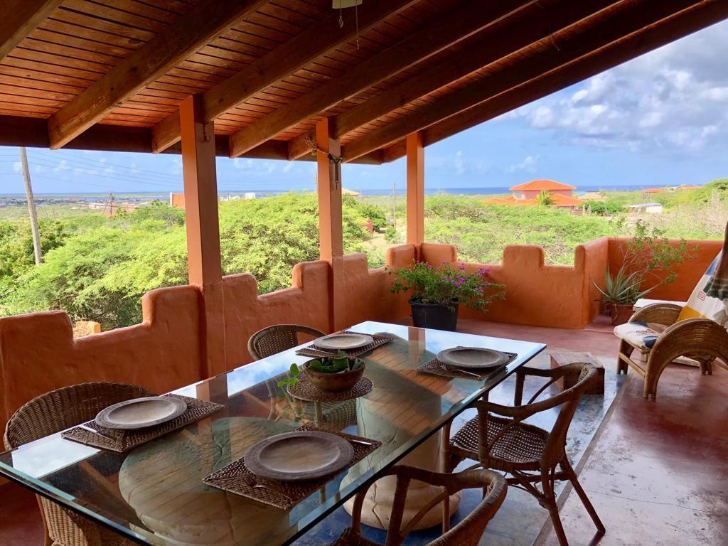 Huis te koop op Bonaire direct bij eigenaar met zeezicht