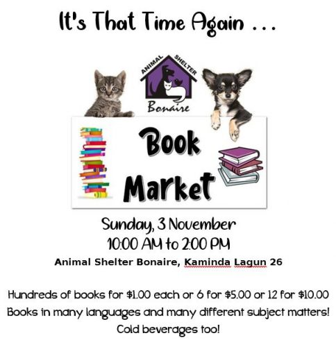 Book Market Animal Shelter