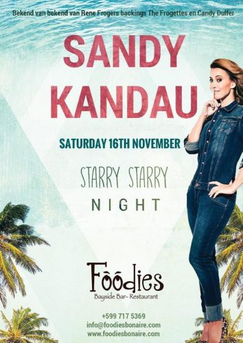 Sandy Kandau LIVE ! @ Foodies