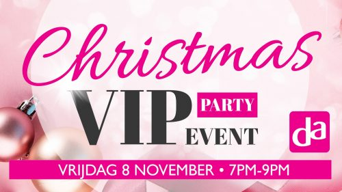 Christmas VIP Event @ DA Drogist