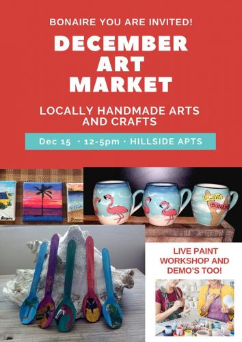 December Art Market @ Hillside