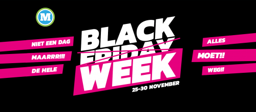 Black Friday Week @ Multimart