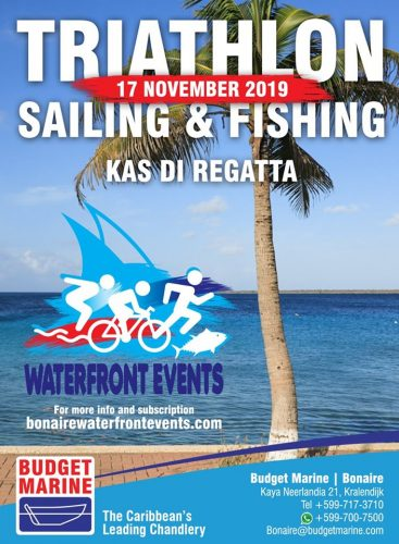 Triathlon Sailing & Fishing event