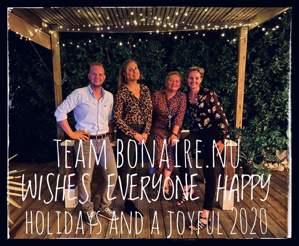 Fijne feestdagen voor al onze lezers