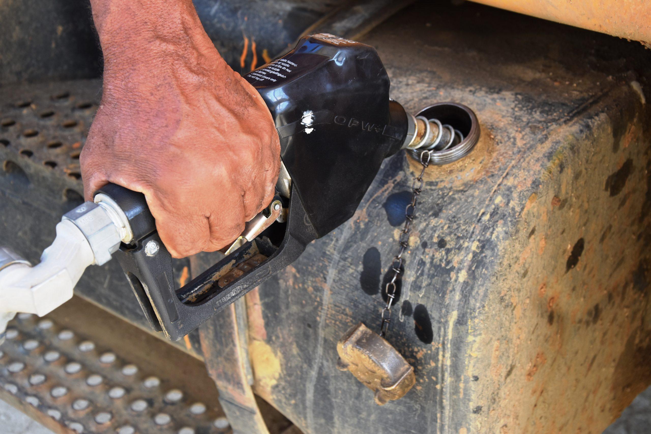 Geen prijsstijging voor benzine en diesel