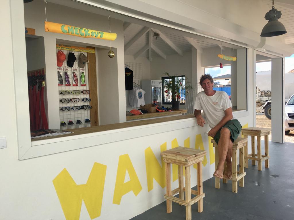 Wannadive Bonaire opent op nieuwe locatie