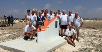 Herdenking 40 jaar Sterke Yerke
