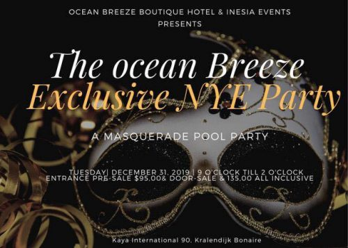 New Years Eve Party @ Ocean Breeze Boutique Hotel & Marina
