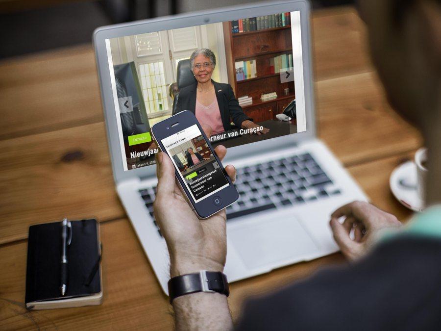 Koninkrijk.nu een nieuw online nieuwsplatform van ABC Online Media