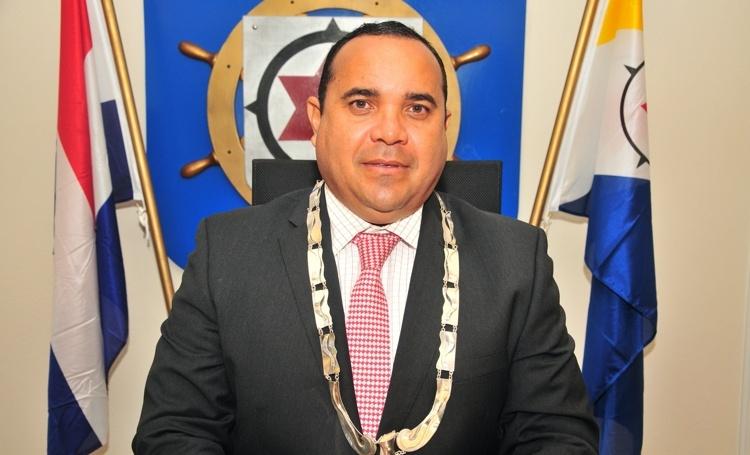 Rijna herbenoemd als gezaghebber voor Bonaire