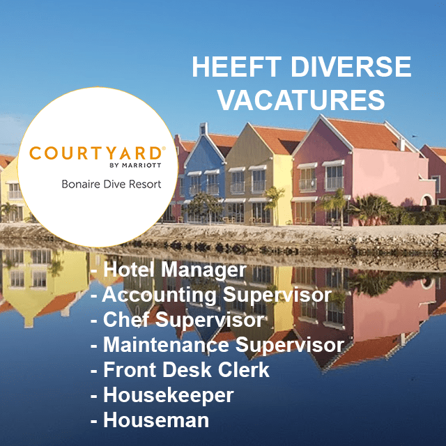 Vacatures Courtyard by Marriott