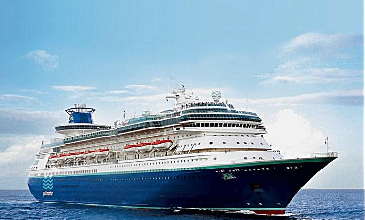 Twee passagiers niet teruggekeerd naar Cruiseschip Pullmantur Monarch